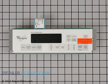 Oven Control Board 4453613 Main Product View