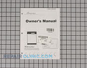 Manual, use & care (a - Part # 1022478 Mfg Part # 99002526