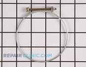 Hose Clamp - Part # 1381574 Mfg Part # 00603523