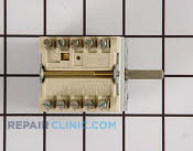 Selector Switch - Part # 420024 Mfg Part # 00156432