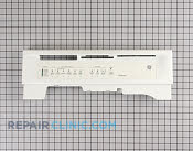 Control  Panel - Part # 943735 Mfg Part # WD34X10780