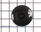 Surface Burner Cap - Part # 504251 Mfg Part # 3191731