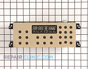 Oven Control Board - Part # 937802 Mfg Part # 316207603