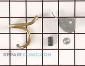 Bracket & Flange - Part # 557339 Mfg Part # 4161986