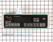 Oven Control Board - Part # 1543466 Mfg Part # 4453614