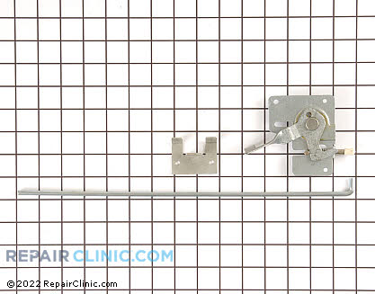 Door or Lid Latch Assembly 31055           Main Product View