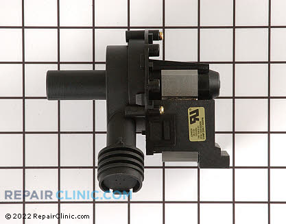 Drain Pump 154640201 Main Product View