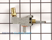 Surface Burner Valve - Part # 356586 Mfg Part # 07643101