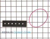 Gasket Set - Part # 832624 Mfg Part # 285842
