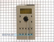 Touchpad and Control Panel - Part # 824167 Mfg Part # WB07X10344