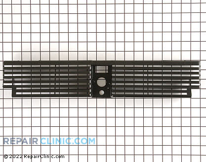 Grille Cover 11663-BLK Main Product View