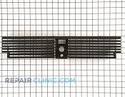 Grille Cover - Part # 1052917 Mfg Part # 11663-BLK