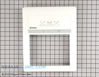 Dispenser Front Panel 2205956W        Main Product View