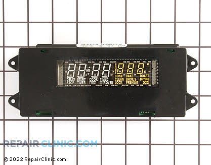 Oven Control Board 71001799        Main Product View