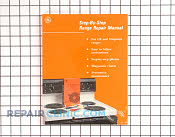 Repair Manual - Part # 311971 Mfg Part # WX10X112