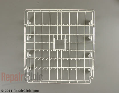 Lower Dishrack Assembly 154331604       Main Product View