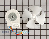 Evaporator Fan Motor - Part # 1018185 Mfg Part # 8201589
