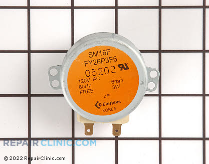 Turntable Motor 56001361        Main Product View