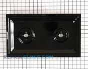 Burner Drip Bowl - Part # 493427 Mfg Part # 315754B