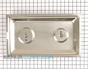 Drip Bowl & Drip Pan - Part # 1242195 Mfg Part # Y0316364