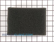 Humidifier pad - Part # 757067 Mfg Part # A40