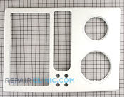 Glass Cooktop - Part # 1542076 Mfg Part # 2002F169-81