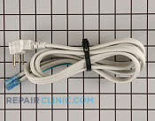 Power Cord - Part # 824466 Mfg Part # WJ35X10022
