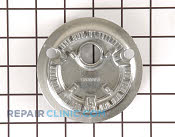 Surface Burner Cap - Part # 919936 Mfg Part # 98003939