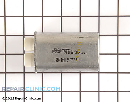 Capacitor RCQZ0066MRE0 Main Product View