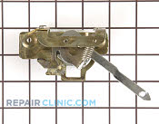 Door latch assembly - - Part # 738144 Mfg Part # 902159