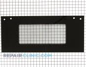 Oven Door Glass - Part # 589465 Mfg Part # 4450382