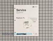 Repair Manual - Part # 1117350 Mfg Part # 16022808