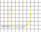 Wire yellow - Part # 694391 Mfg Part # 708891
