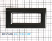 Microwave Oven Door - Part # 578806 Mfg Part # 4359470