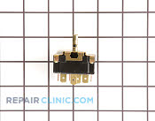Selector Switch - Part # 252729 Mfg Part # WB22X114