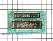 Display Board - Part # 1043093 Mfg Part # 00143381