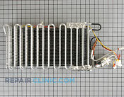 Evaporator - Part # 1615796 Mfg Part # DA96-00021N