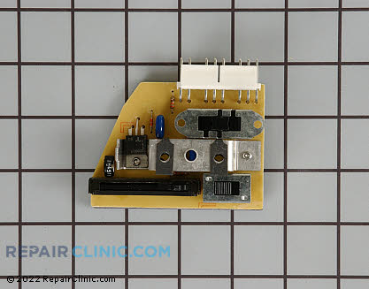 Control Board WB24X312 Main Product View