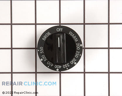 Thermostat Knob 5304441580 Main Product View