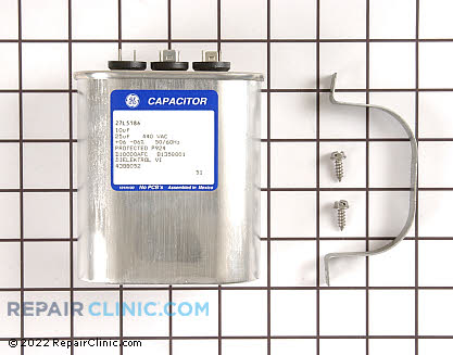 Capacitor 876595 Main Product View