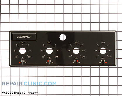 Control  Panel 521T083P04      Main Product View