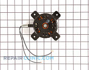 Convection Motor - Part # 1051813 Mfg Part # 00487099