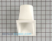 Ice Chute - Part # 375335 Mfg Part # 10131401