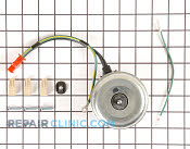 Condenser Fan Motor - Part # 1065750 Mfg Part # 8201703