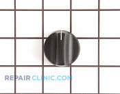 Control Knob - Part # 256497 Mfg Part # WB3K5109