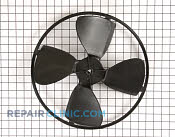 Fan Blade - Part # 1028695 Mfg Part # 1187178