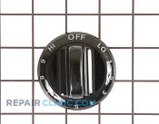 Control Knob - Part # 769137 Mfg Part # WB03T10015