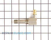 Gas Tube or Connector - Part # 255964 Mfg Part # WB28K30