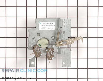 Door Lock Motor and Switch Assembly 74003559        Main Product View