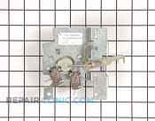 Door Lock Motor and Switch Assembly - Part # 703637 Mfg Part # 74003559